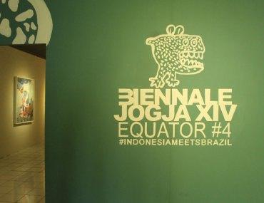 Pre Bienalle Jojga XIV Equator #4 Exhibition