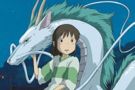 Studio Ghibli Spirited Away Screening