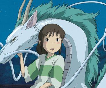 Studio Ghibli Spirited Away Screening