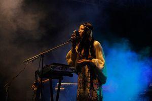 Danilla SoraSore Summer Festival in Malang