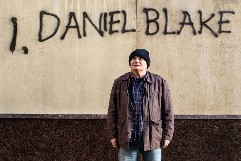 """Channeling Critique for The Government with Touching Film """"I, Daniel Blake"""""""