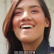 "Monita Tahalea Spreads Happiness on The Music Video of ""Hai"""
