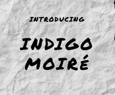 Indigo Moiré Interview Turnover Live in Jakarta