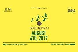 KEUKEN 8 Bandung Food Festival
