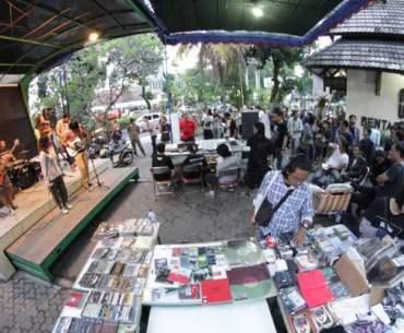 Cassette Store Day 2017 Yogyakarta