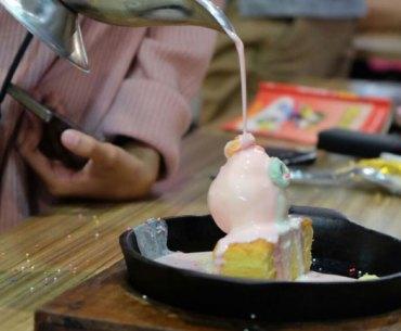 Ow My Plate New Dessert Menu