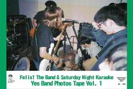 Felix! Saturday Night Karaoke Split Tape