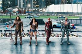 Justice League 2017 Review