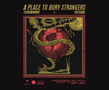 A Place to Bury Strangers Live in Jakarta