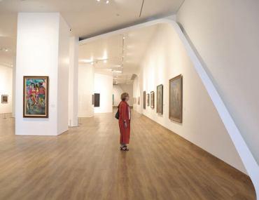 Museum MACAN Art Turns World Turns Exhibition