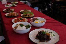 Rumah Opa Lunch Menu
