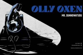 Olly Oxen Mr. Dunnowattudu Lyrics Video