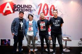 Soundsations 100 Kota 1 Bahasa