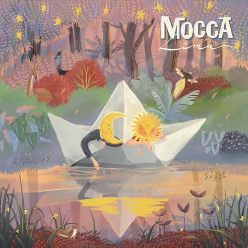 Mocca Lima Album Digital Release