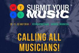 Submit Your Band on We The Fest 2018