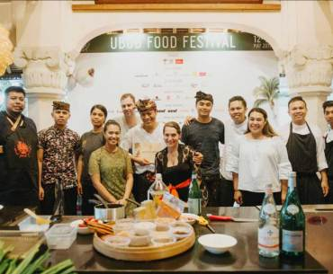 UFF 2018 Speakers and Kitchen Stage Demo
