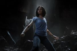 Alita Battle Angel 20th Century Fox Preview