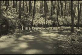 Closure I'm A Travelling Man Single Lyrics Video
