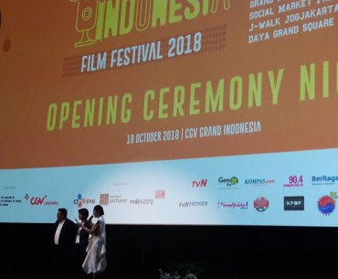 Korea Indonesia Film Festival 2018