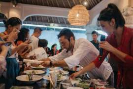 Ubud Food Festival 2019 Spice Up The World Theme