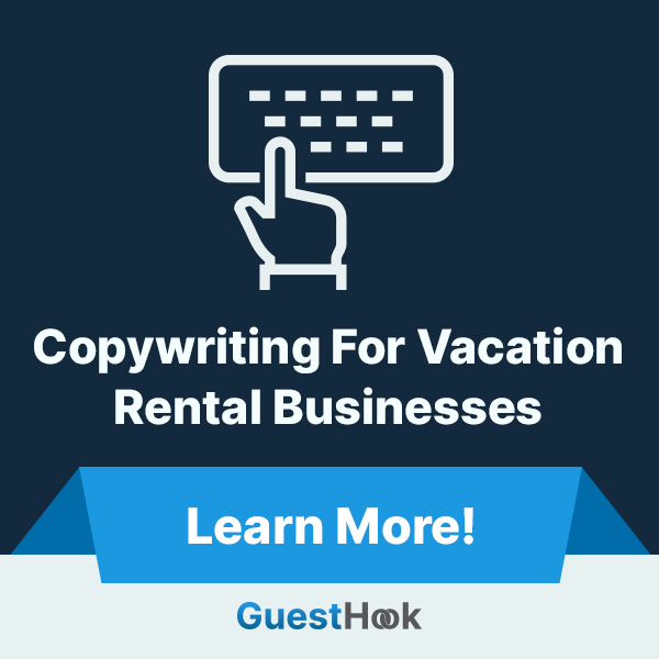 Guest Hook Vacation Rental Copywriting