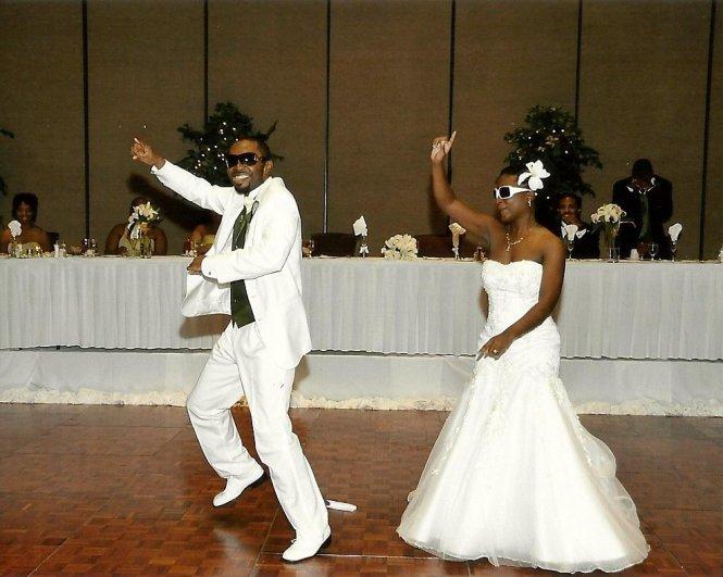 Antione + Gabby Dancing