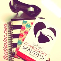 Consciously Beautiful Book Cover