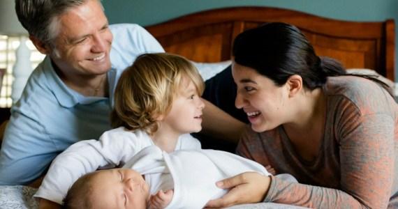 dynamic christian family