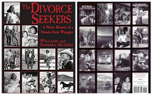 Full cover spread of The Divorce Seekers by Bill and Sandra McGee