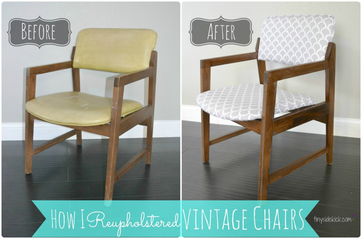 reupholster dining chairs rolling chair stand reupholstering vintage how to a complete guide