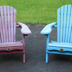 Kids Outdoor Chair Stool Plans Adirondack Chairs For Colorful Furniture Lounge That Need A Fresh Coat Of Paint