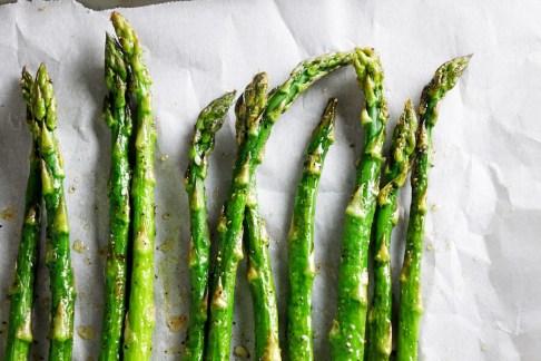 15 Minute Roasted Asparagus