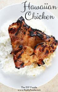 Hawaiin Chicken Short