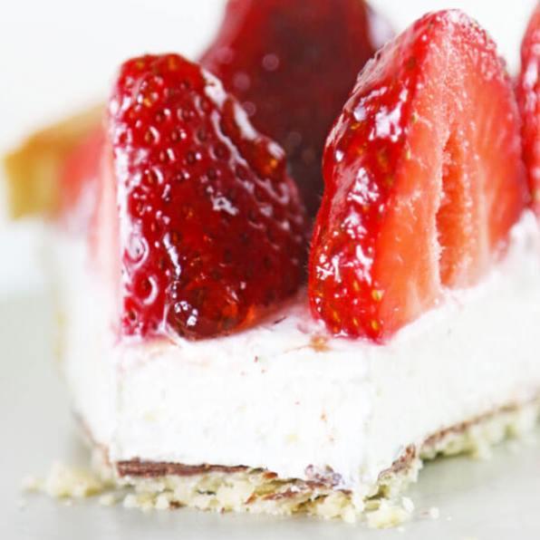 Strawberry Pie Photo