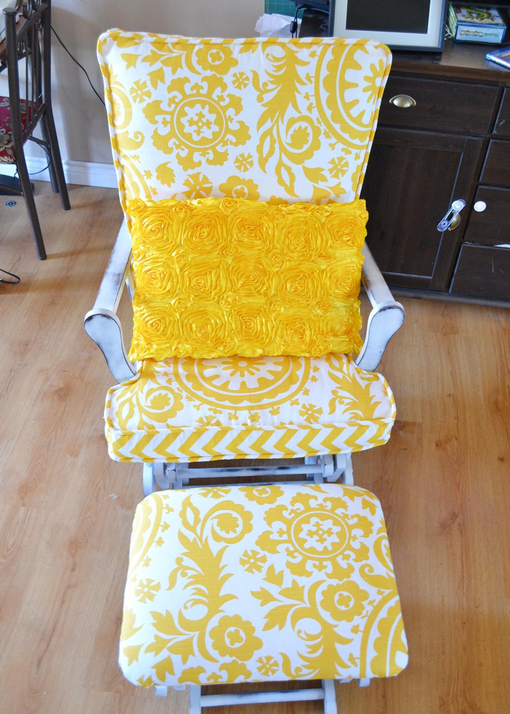 Glider Nursery Chair