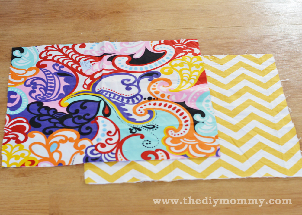 Sew a Throw Pillow Cover The Easy Way The DIY Mommy