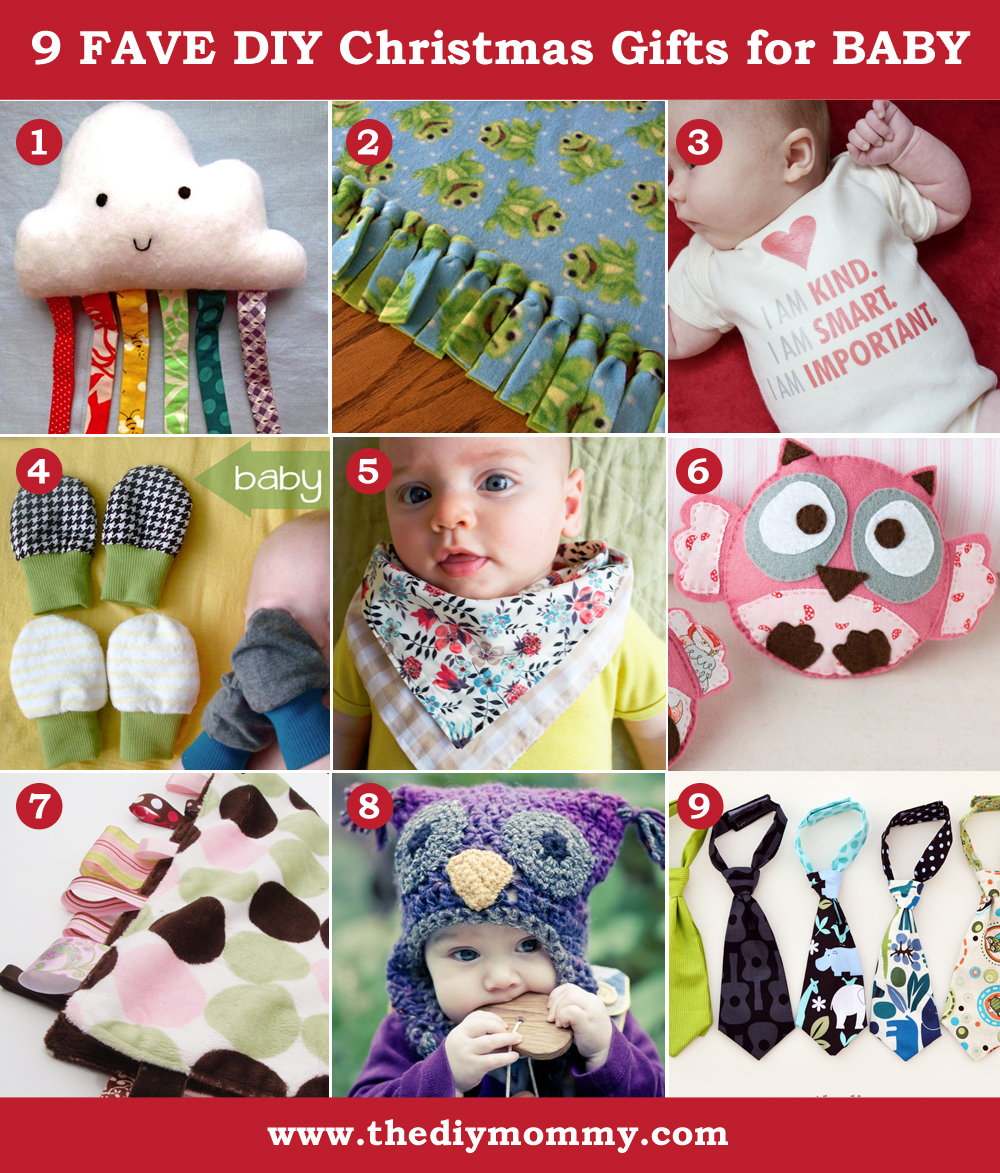 Baby Craft Ideas For Christmas