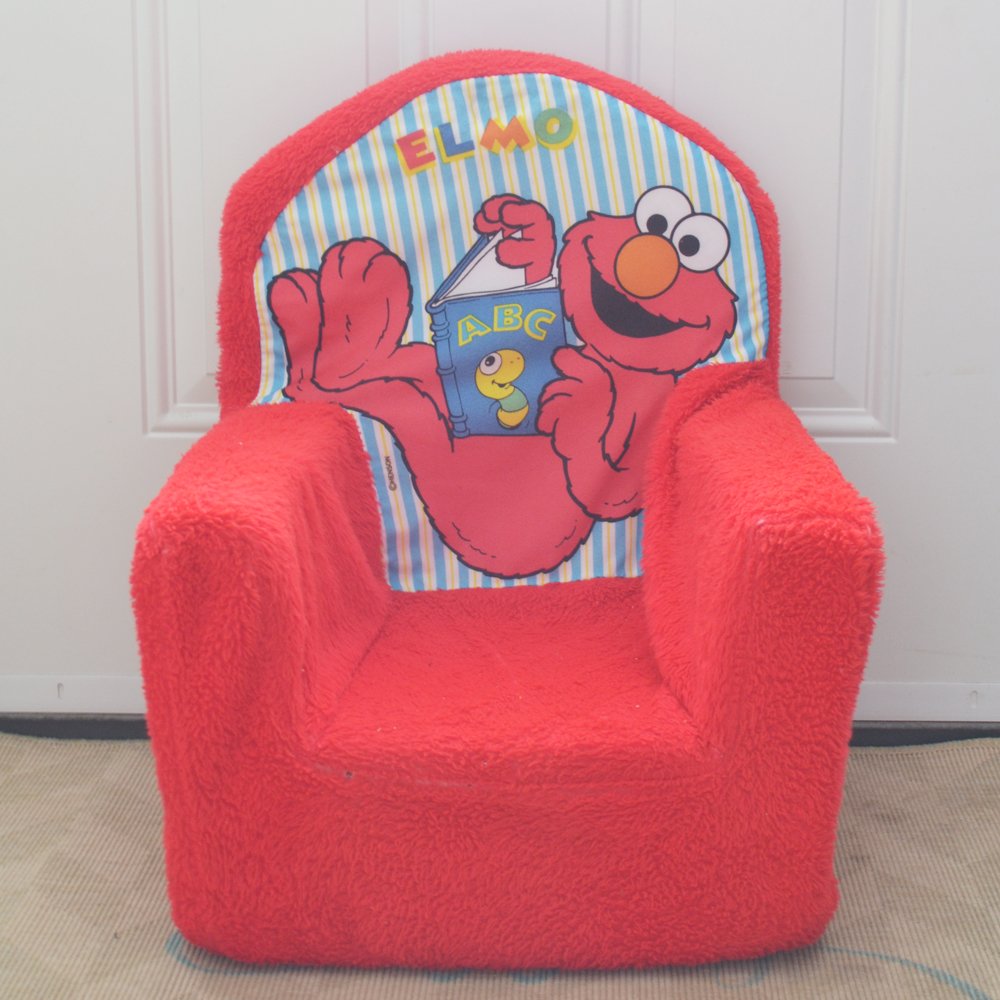 Sew a New Cover for a Plush Kids Chair  The DIY Mommy