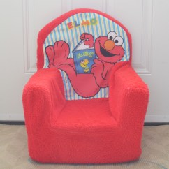 Plush Toddler Chairs Raynor Ergohuman Chair Sew A New Cover For Kid S The Diy Mommy By