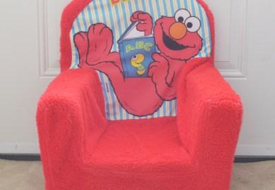 Foam Baby Chair
