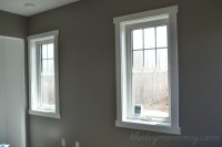 Country Style Window Trim