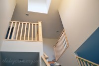 Finishing our Stair Railings (+ More Peeks at Our Almost ...