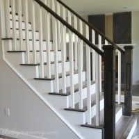 Finishing our Stair Railings (+ More Peeks at Our Almost
