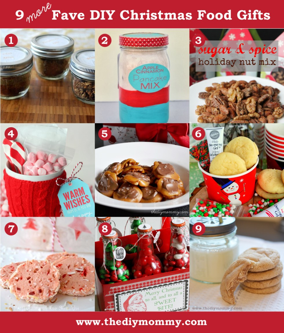 A Handmade Christmas: More DIY Food Gifts | The DIY Mommy