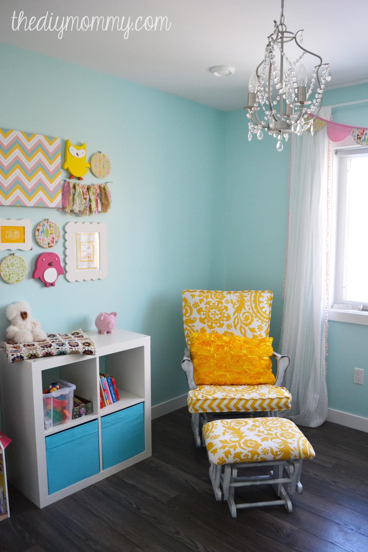 Little As Sunny Woodland Nursery  Our DIY House