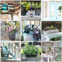 12 Gorgeous Country Farmhouse Outdoor Dcor Ideas | The ...