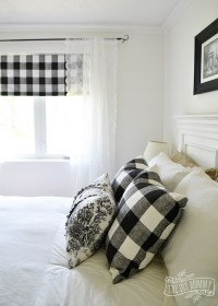 Our Guest Cottage Bedroom: A Small Space on a Budget in