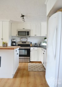 Our Guest Cottage Kitchen: Budget