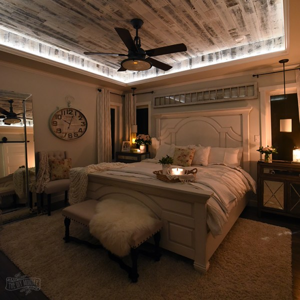 french master bedroom interior design Our Modern French Country Master Bedroom – One Room