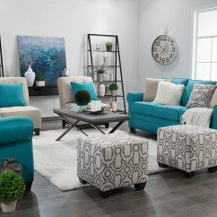 Traditional Living Room Design Ideas 2016 Nautical Decor How I A Win 2500 In Custom Furniture The Diy Mommy Teal Gray And White Thediymommy Comtraditional